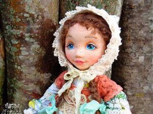 Аукцион на Куколку!!!. Ярмарка Мастеров - ручная работа, handmade.