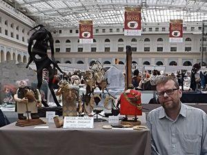 Выставка  «Искусство куклы»  — фотоотчёт, день 2. Ярмарка Мастеров - ручная работа, handmade.
