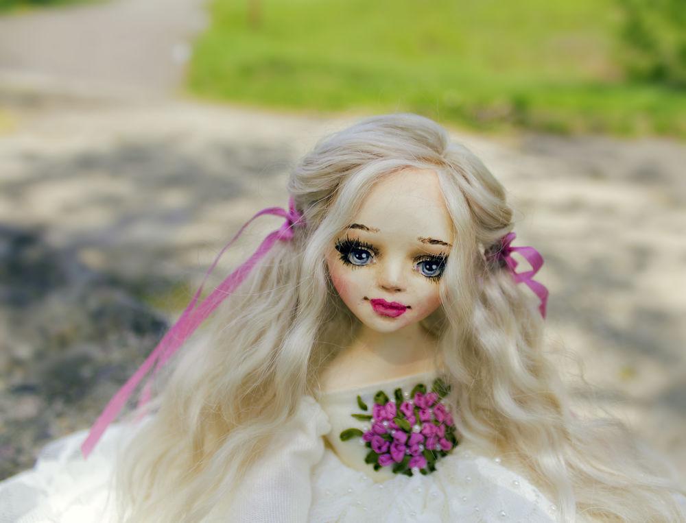 купить авторская кукла, кукла в подарок