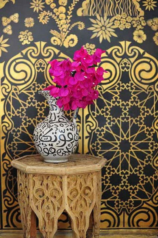 Сказка в марокканском стиле, или Модный бренд в дизайне интерьера, фото № 27