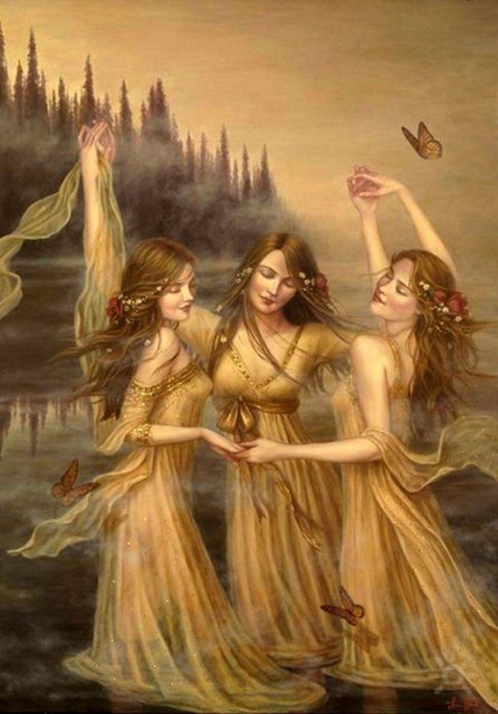 стих, лето, чувства, русалка, чудо, волшебный