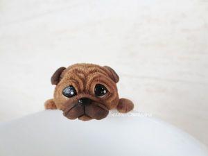 Мини МК для любителей собак ...))   Ярмарка Мастеров - ручная работа, handmade