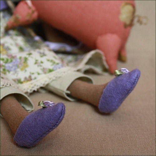 Любимые туфельки Анни