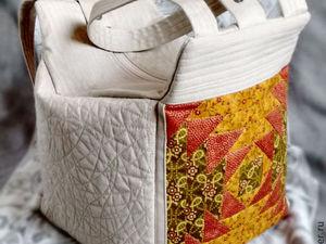 Приглашаем на МК по пошиву сумки!   Ярмарка Мастеров - ручная работа, handmade