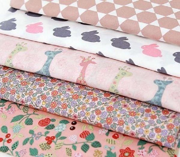 ткань для пэчворка, ткань для одежды