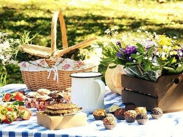 Ideas for Setting a Summer Table | Livemaster - handmade