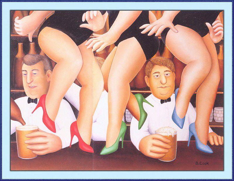 Изображение в архиве: CookBeryl a12 Dancing on the Bar-WeaSDC, Автор: Cook, Beryl