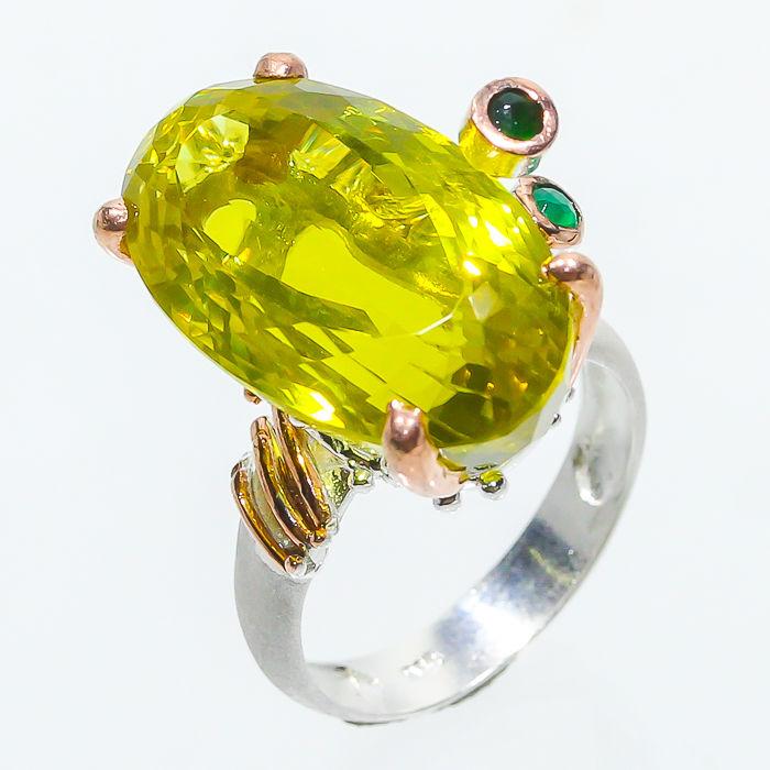 авторская работа, дизайнерское украшение, украшения ручной работы, кольцо, серебро, кольцо серебро, дизайнерское кольцо, лимонный кварц, кварц, лимонный, желтый камень, кольцо с камнем, кольцо с кварцем, кольцо с лимонным кварцем, день святого валентина, 8 марта, подарок
