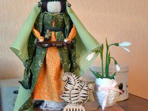 Обереговые куклы: наблюдения начинающей ведьмы :). Ярмарка Мастеров - ручная работа, handmade.