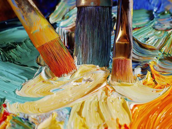 Советы для начинающих художников. Часть 1: выбираем краски | Ярмарка Мастеров - ручная работа, handmade