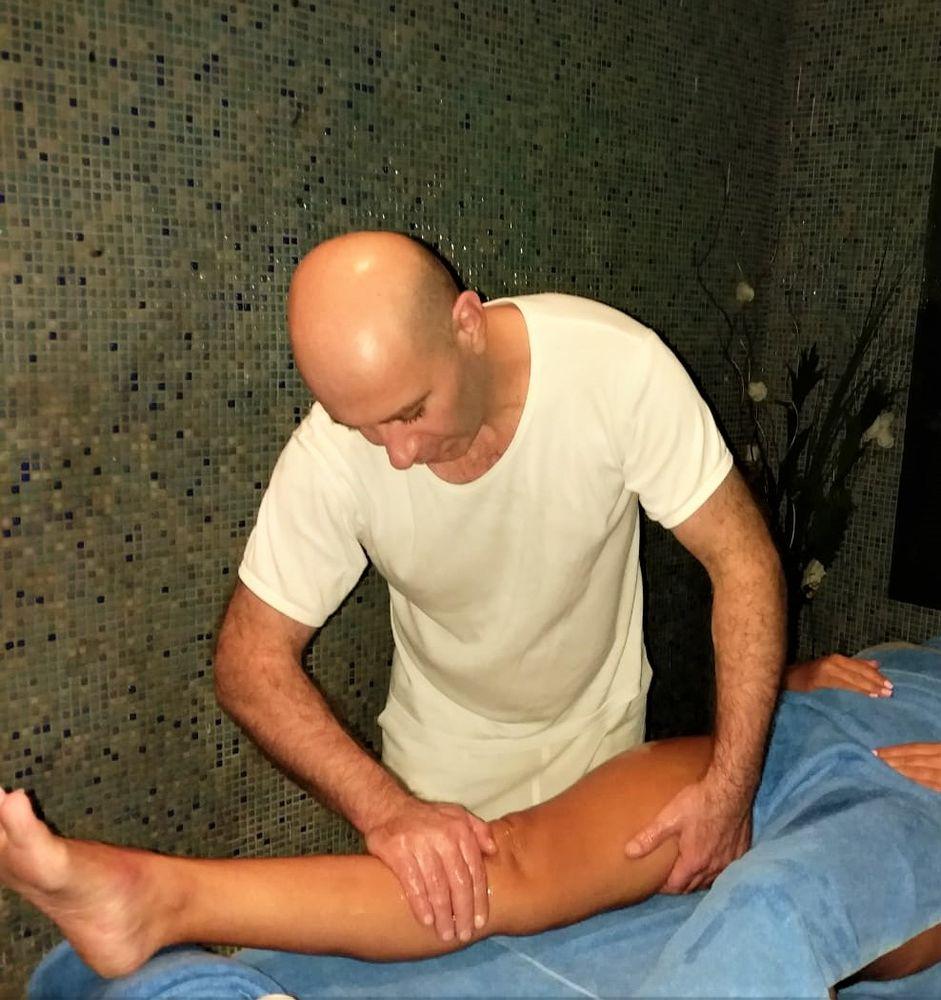 массаж профессиональный, медицинский массаж