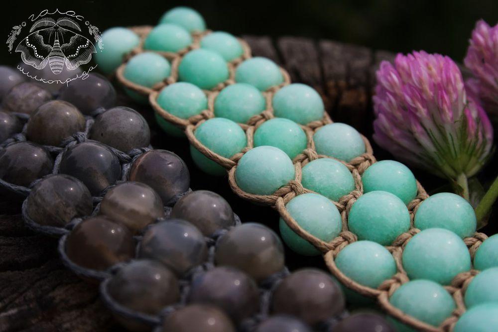 цитаты, счастье, шамбала, браслет, браслет ручной работы, браслет из камней, браслет шамбала, лабрадорит, лабрадор, амазонит, натуральные камни, макраме, макро, клевер, цветы, природа