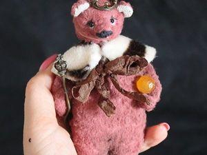 Елочные игрушки с янтарем!. Ярмарка Мастеров - ручная работа, handmade.