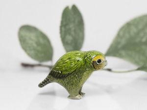 Adorable Miniature Animals by Ramalama Creatures. Livemaster - handmade