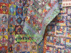 Участие в V Международном Открытом Фестивале Лоскутного шитья «Quilt Fest 2017» | Ярмарка Мастеров - ручная работа, handmade