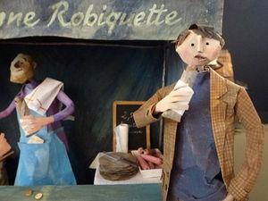 Сказочный объем: Bernard Jeunet и его книжные иллюстрации из бумаги. Ярмарка Мастеров - ручная работа, handmade.