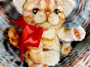 Конфетка Про кота!   Ярмарка Мастеров - ручная работа, handmade