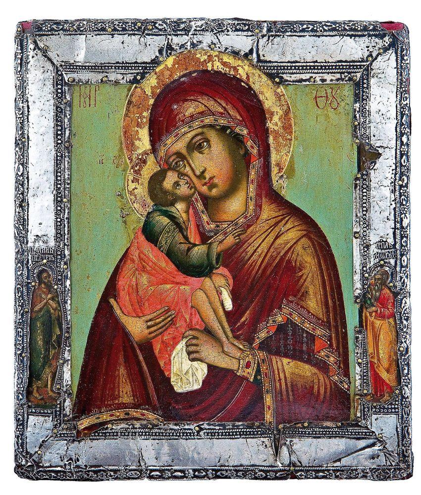 чудотворная икона, донская