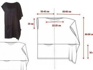 Пару идей одежды для несложного  исполнения. Ярмарка Мастеров - ручная работа, handmade.