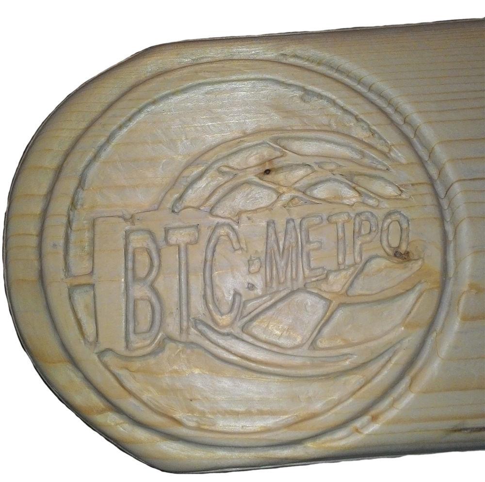 Изготавливаем деревянную вешалку своими руками, фото № 4