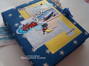 Детский альбом | Ярмарка Мастеров - ручная работа, handmade