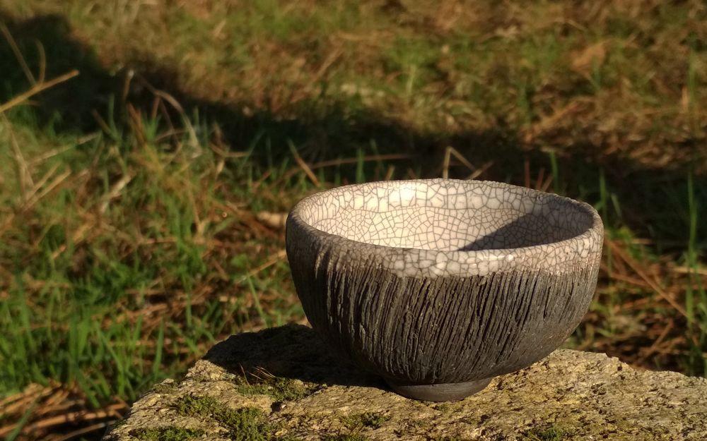 мастерская островок, посуда из глины