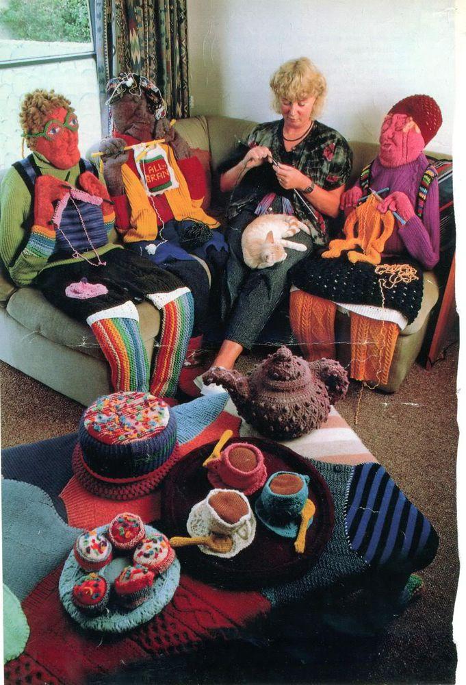 вязание, вязание крючком, вязание спицами, совместное вязание, кружок вязальщиц, опыт личный, вязальные посиделки