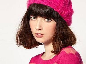 How to Wear Hats over Fringe: 50 Ideas for Any Taste. Livemaster - handmade