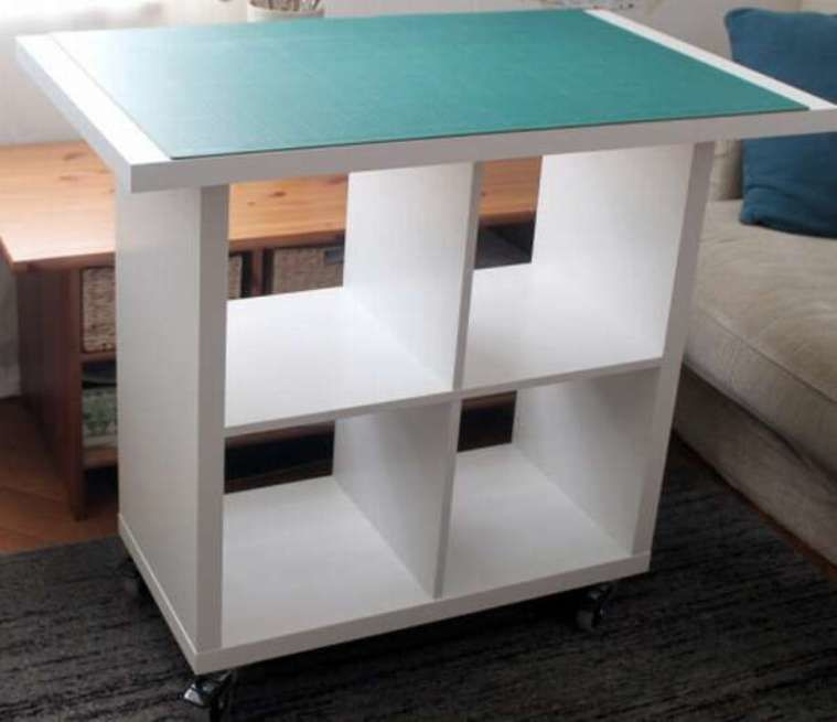 Оригинальные идеи создания швейного стола