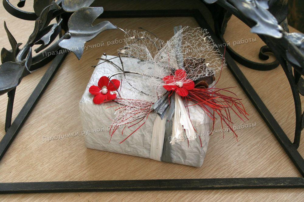 упаковка подарков, мк москва, подарки ручной работы