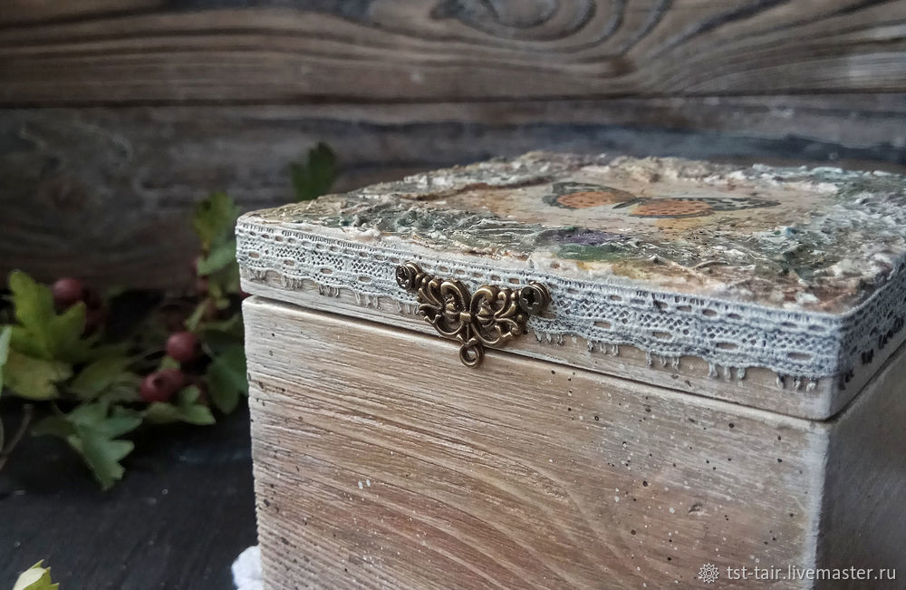technique terra, box