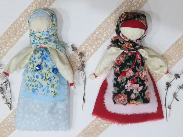 Создаем народную куклу Желанницу   Ярмарка Мастеров - ручная работа, handmade