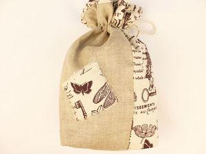 Мешочки для подарков. Ярмарка Мастеров - ручная работа, handmade.