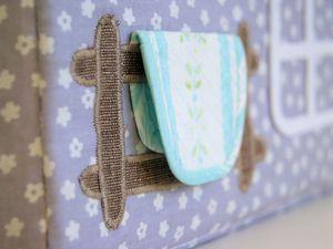 Домик для мишки - отделочные работы) | Ярмарка Мастеров - ручная работа, handmade