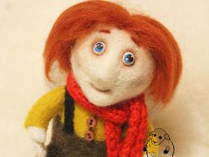 9 декабря, 10:00 - 19:00 Мастер-класс по сухому валянию: Авторская кукла Ангел. Мастер - Анита Дух   Ярмарка Мастеров - ручная работа, handmade