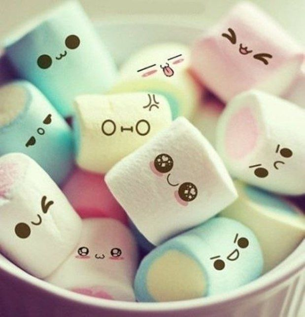 marshmallows, коллекция