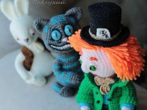 Алиса в стране чудес. Ярмарка Мастеров - ручная работа, handmade.