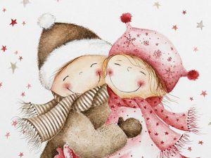 Сказочной Вам Зимы!!!!!!!!!) | Ярмарка Мастеров - ручная работа, handmade