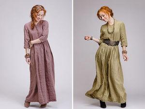 Появились платья 4/7 в цвете олива и какао!   Ярмарка Мастеров - ручная работа, handmade