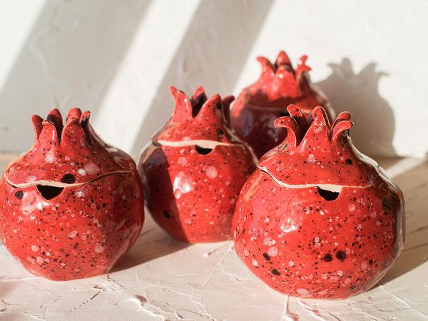 Гранатики | Ярмарка Мастеров - ручная работа, handmade