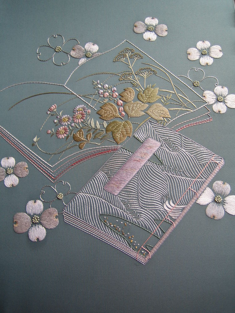publication about embroidery