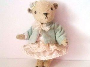 Конкурс коллекций и Аукцион на мишек тедди | Ярмарка Мастеров - ручная работа, handmade