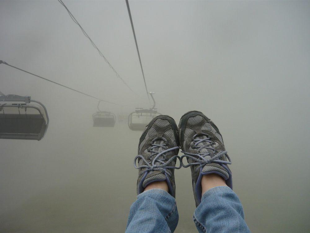 туман, кавказ