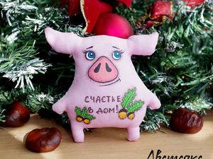 Открыт прием заказов на новогодние сувениры!!. Ярмарка Мастеров - ручная работа, handmade.