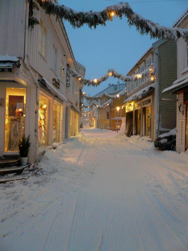 рождественские традиции, адвент в норвегии