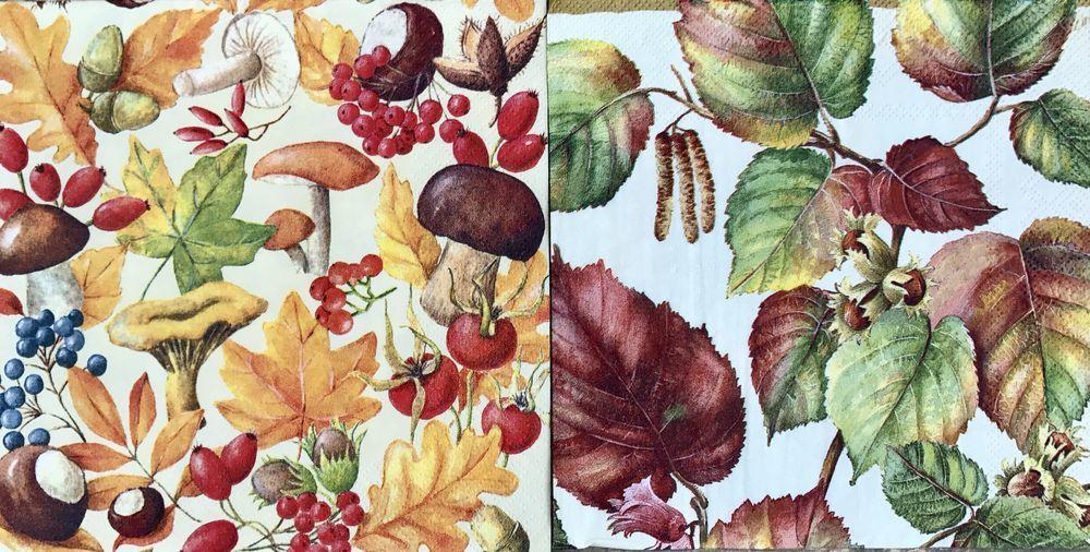 осень, конфетка
