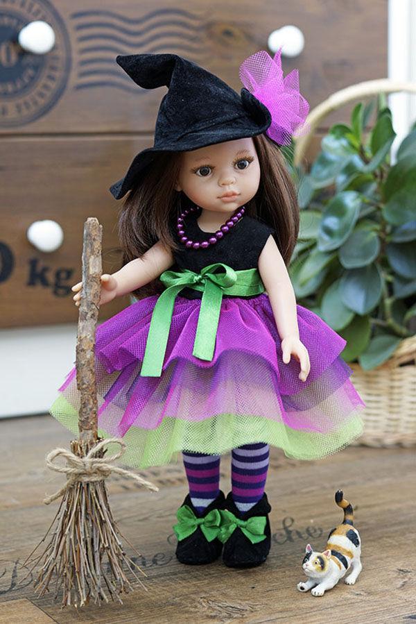 выкройка для куклы, paola reina