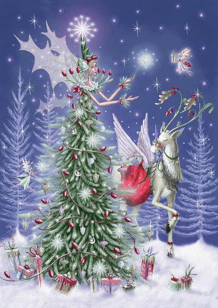 Рождественско-феечное от euben cugh, фото № 1