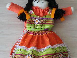 Куклы-пакетницы. Ярмарка Мастеров - ручная работа, handmade.