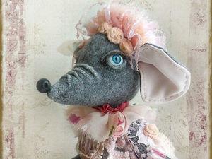В магазине новая крыска !. Ярмарка Мастеров - ручная работа, handmade.